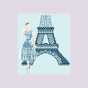 « La Parisienne » Pattern