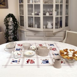Aïda «Les petits hollandais»Table cloth