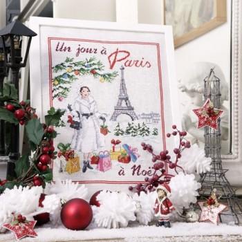 Aïda «Un jour à Paris à Noël» Half kit