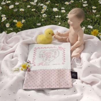 Aïda «Poupette» Cover for French Child Health Record