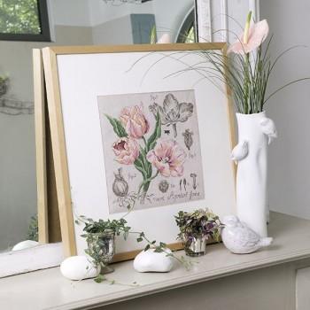 Aïda Tulip Study (maxi-pattern)