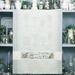 Aïda « House Party » Tea-towel