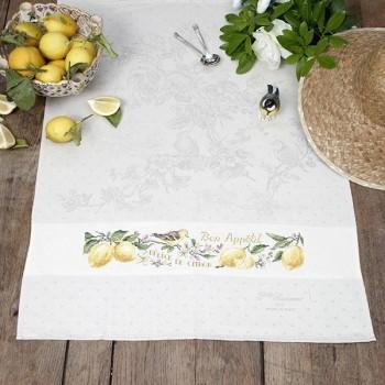 Aïda : Torchon « Délice de citron »