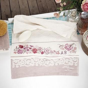 « Drift of flowers » Towel