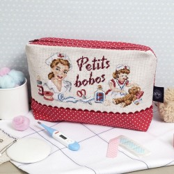 Aïda « Little tumbles » First aid pouch