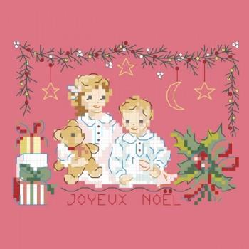 Grille «Nuit de Noël Chromo»