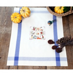 Aïda «Pumpkin» Tea towel