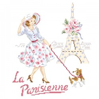 Grille « La belle parisienne »