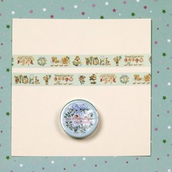2 Masking tapes « Noël »