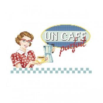 Grille « Café parfait »