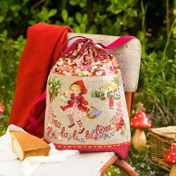 Aïda «Little Red Riding Hood» Backpack