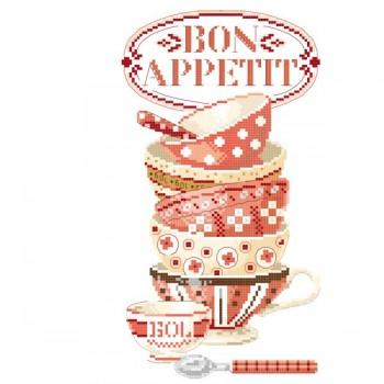 Grille « Bon Appétit »