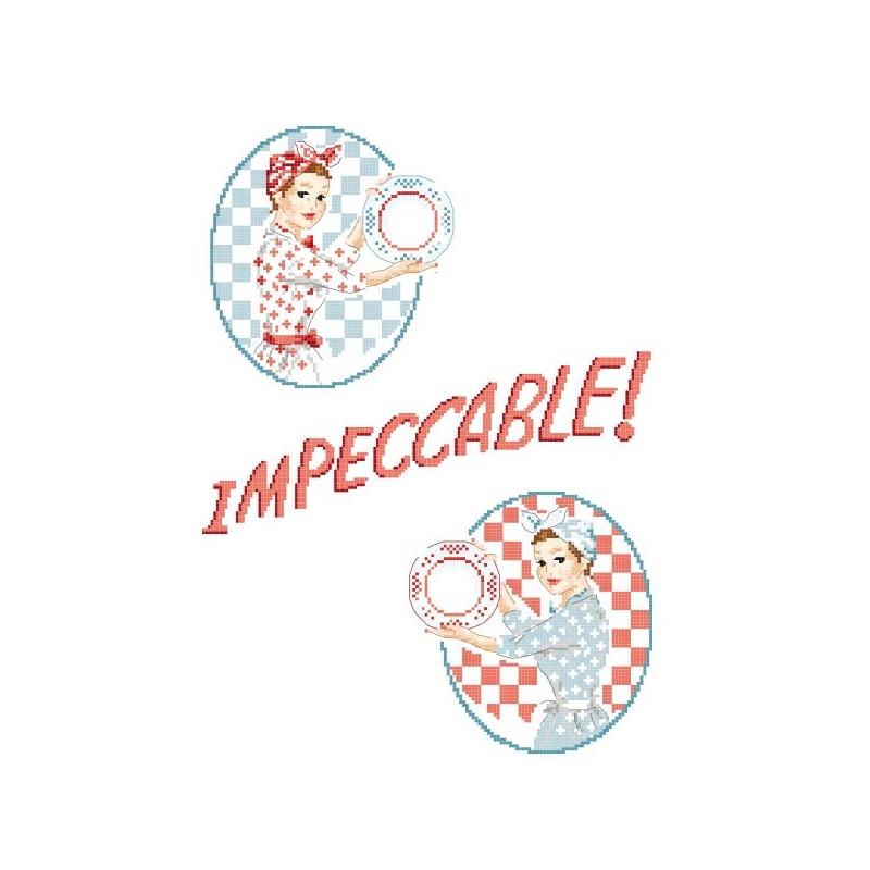 Grille « Impeccable »