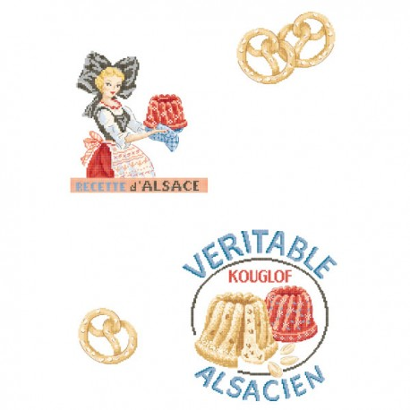 Grille « L'alsacienne »