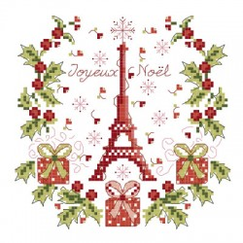 Grille « Noël parisien »