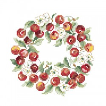 «Cherry wreath» Chart