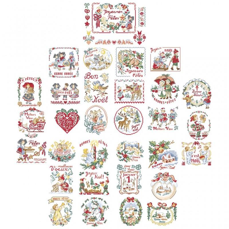 La grande histoire des «Cartes de vœux» N°2