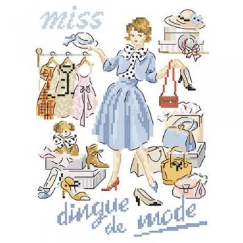 Miss « Crasy about fashion » Chart