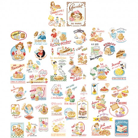 A special story of tasty morsel 50 charts