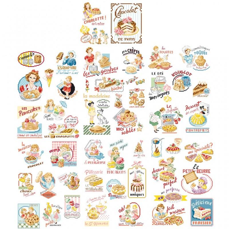 La grande histoire de la gourmandise