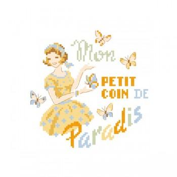 « My little corner of paradise » Chart