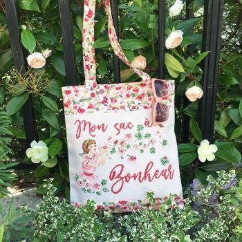 Aïda : « Mon sac bonheur »
