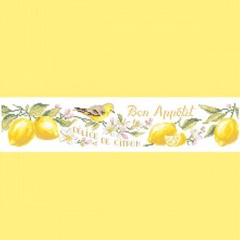 Grille « Délice de citron »