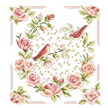 « À la rose » Chart