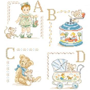 Le grand ABC des jouets anciens
