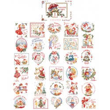 La grande histoire des «Cartes de vœux» N°1