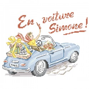 Grille « En voiture Simone »