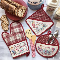 Aïda  « My perfect pot holders »