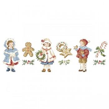 « Douceurs de Noël » Pattern