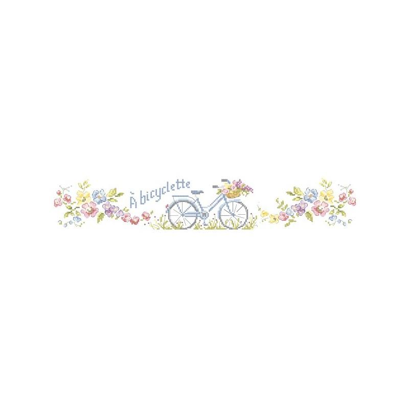 Grille «À bicyclette»