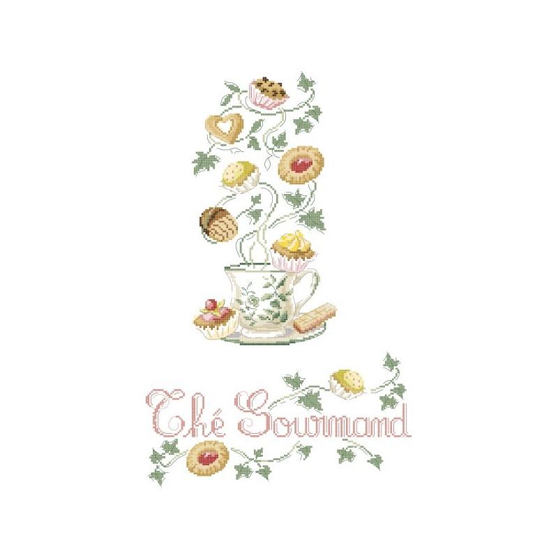«Thé gourmand» Chart