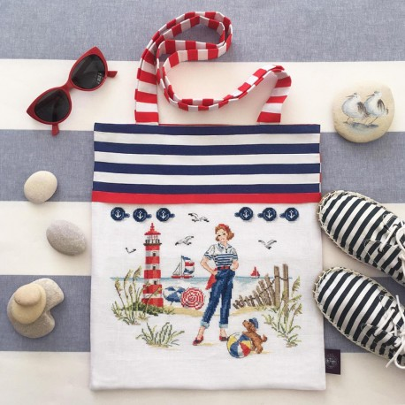 Lin : Mon sac « Bretagne »