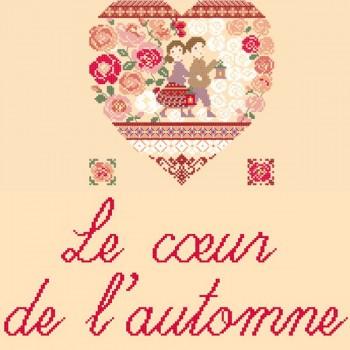 Grille «Cœur de l'automne»