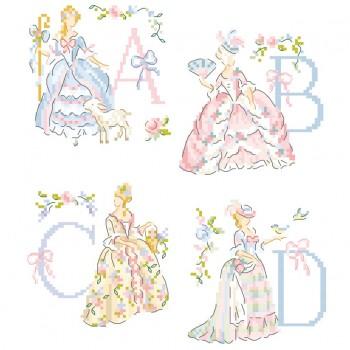 Le grand ABC « Marie-Antoinette »