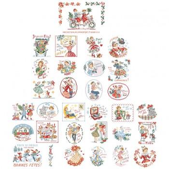 La grande histoire des «Cartes de vœux» N°3