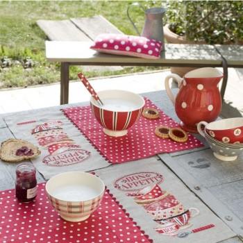 Lin : Sets de table «Bon appétit»